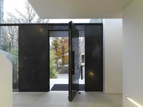 Moderne türen  53 moderne Haustüren, die total cool erscheinen! - Archzine.net