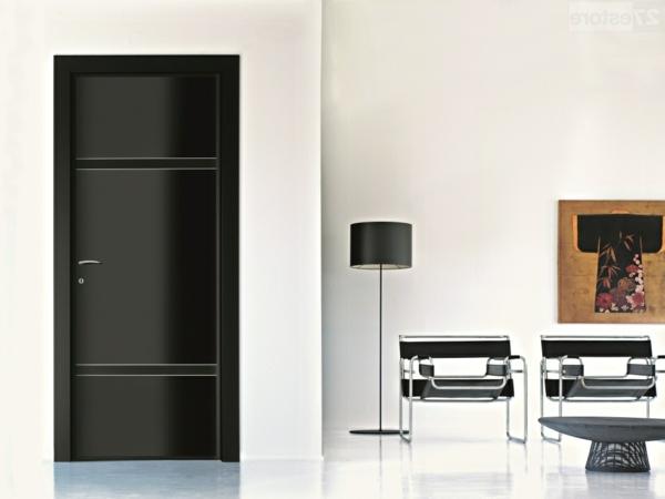 Schwarze Türen 53 moderne haustüren, die total cool erscheinen! - archzine