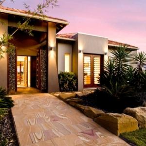 53 moderne Haustüren, die total cool erscheinen!