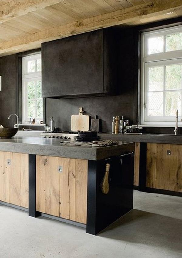 Rustikale Küchenschränke rustikale küchenschränke möbelideen
