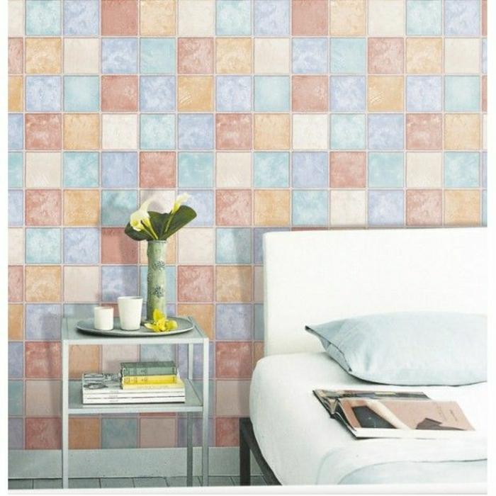 Moderne Wandgestaltung Wohnzimmer Wandgestaltung Wohnzimmer Ideen  Wandgestaltung Ideen  Pastell ...