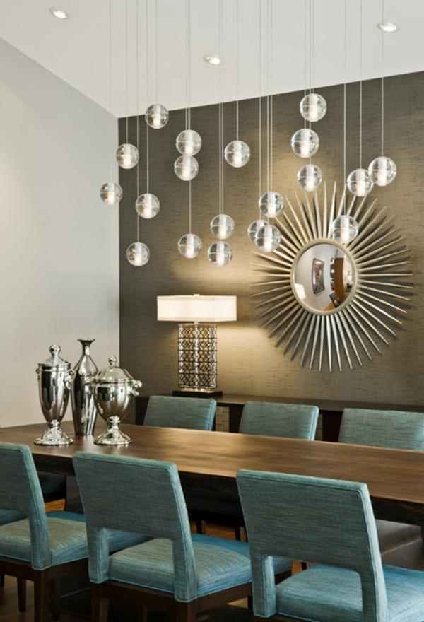 modernes-esszimmer-wunderschöne-beleuchtung