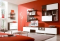 Rote Wand – 50 Ideen mit Wandfarbe Rot !