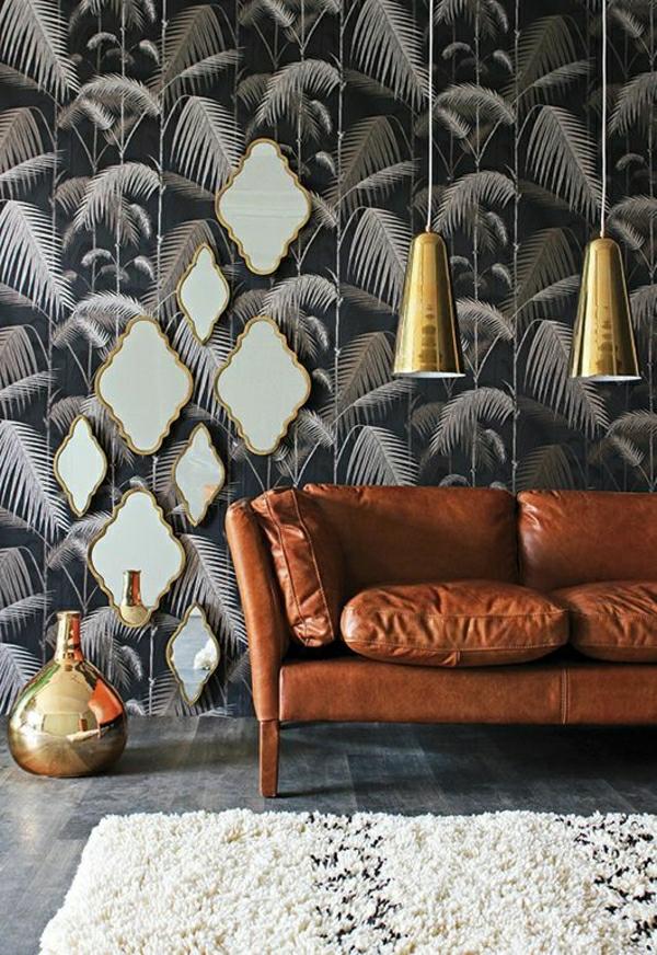 coole wohnzimmer uhren: -tapeten-vintage-tapete-schöne-tapeten-wohnzimmer-tapete-wohnzimmer