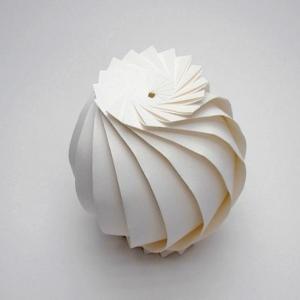 34 einmalige Modelle von Origami Vase!
