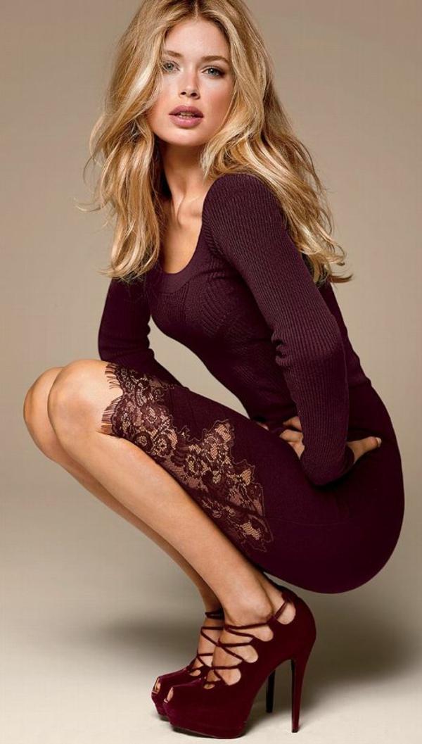 Die Pantone Farbe Marsala: tolle Mode 2015! - Archzine.net