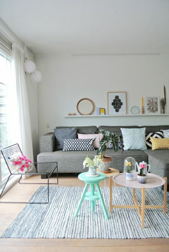 Pastell Farbpalette Bei Der Inneneinrichtung U2013 47 Ideen | Wandfarbe ...