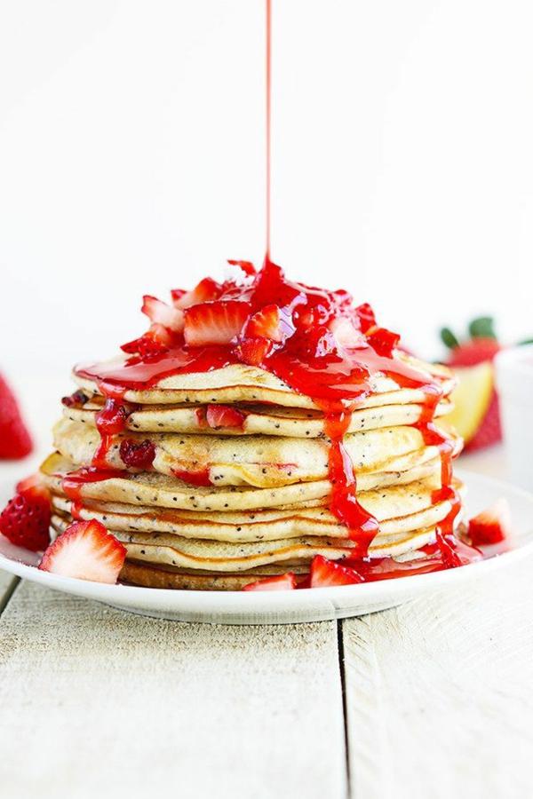 pfannkuchen-Ideen-für-brunch-brunchen-ideen-rezepte-zum-brunchen