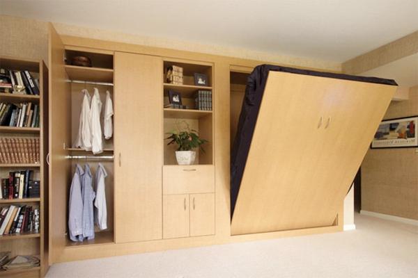 raumsparende-einrichtungsideen-klappbette-schlafzimmer-einrichten-schlafzimmer-gestalten