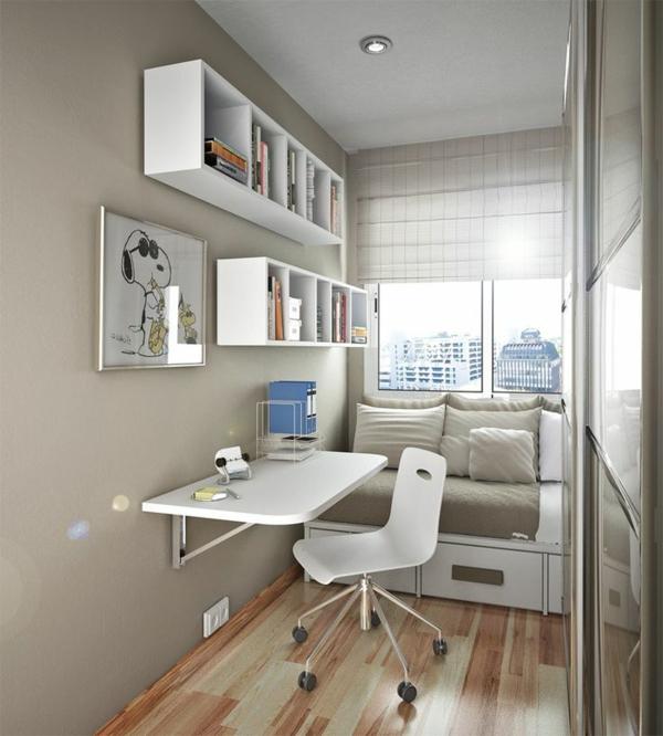 Kleines Wohnzimmer Optimal Einrichten: Vorher nachher kleines ...