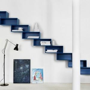 Regal Treppe: kluge Idee für Ihr Zuhause