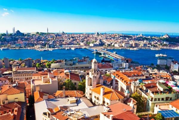 reisen-in-die-türkey-foto-von-istanbul - die ganze stadt