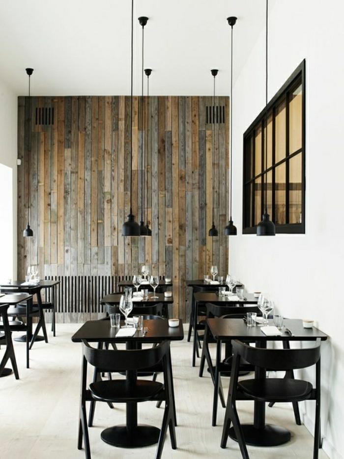 restaurant-wandgestaltung-holz-schöne-wände-wohnzimmer-wandgestaltung