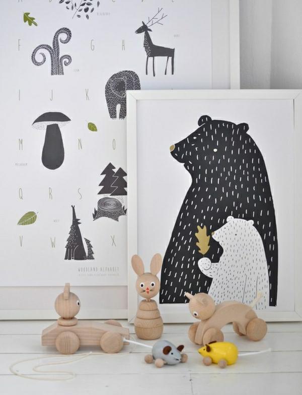tolle kinderzimmer kreative bilder f r zu hause design. Black Bedroom Furniture Sets. Home Design Ideas