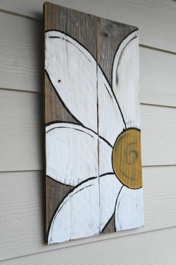 40 verblüffende Ideen für Wanddeko aus Holz - Archzine.net