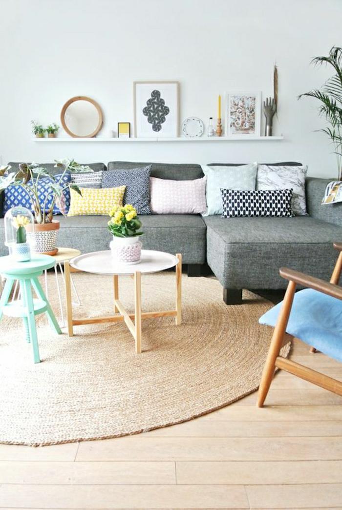 wohnzimmer gestalten rosa:schönes-design-wohnzimmer-wohnzimmer-gestalten-farbpaletten