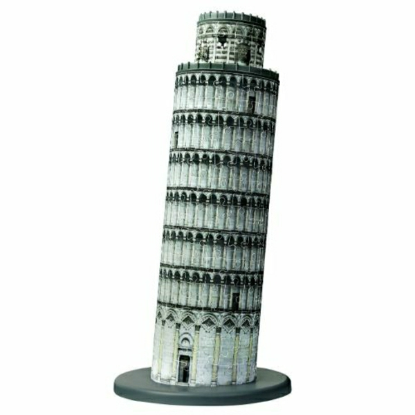 schiefer-Turm-von-Pisa-3D-Puzzle-Modell