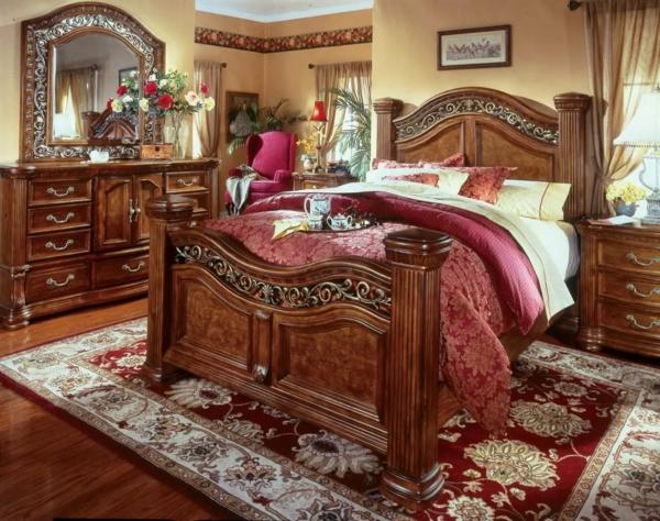 schlafzimmer-aus-massivholz-aristokratisches-aussehen