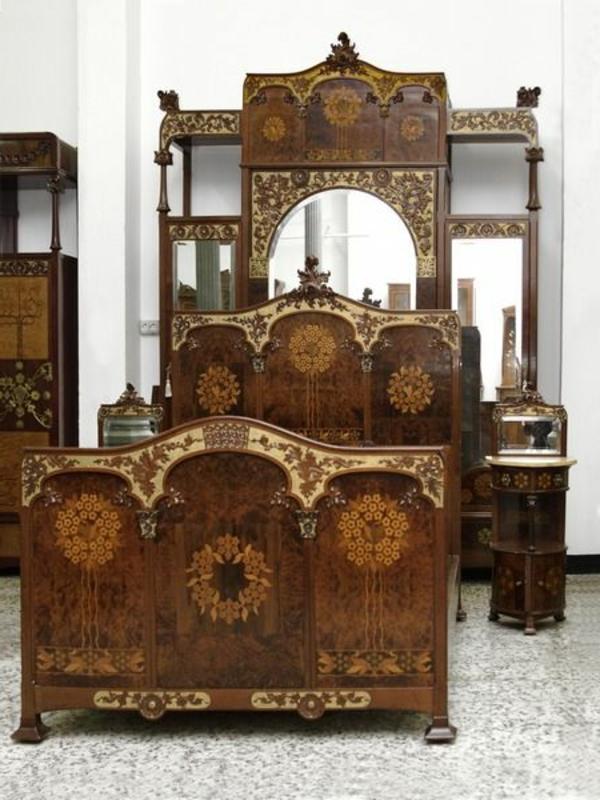 schlafzimmer-aus-massivholz-hölzernes-interessantes-design