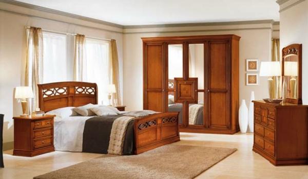 schlafzimmer-aus-massivholz-hölzernes-modell-vom-schrank
