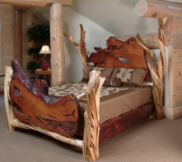 Schlafzimmer Braune Wand Realitnyclub 20 Luxus: Schlafzimmer Aus Massivholz: 86 Interieurs