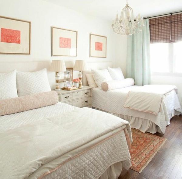 Best schlafzimmer einrichten rosa ideas for Schlafzimmer rosa