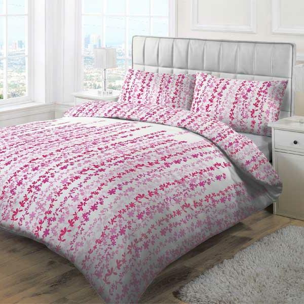 --schlafzimmer-einrichten-schöne-bettwäsche-rosa-schlafzimmer-ideen-