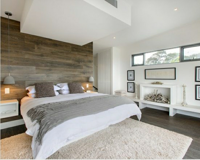 schlafzimmer-ideen-wandverkleidung-innen-wandverkleidung-holz-innen-moderne-wandgestaltung-wandverkleidung