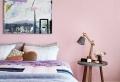 Rosa Wandfarbe – 25 super schöne Beispiele!