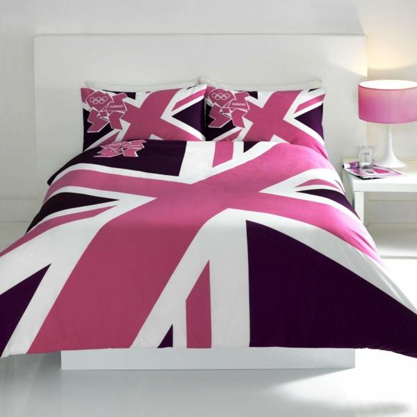 --schlafzimmer-inspiration- schlafzimmer-gestalten-schöne-bettwäsche-rosa
