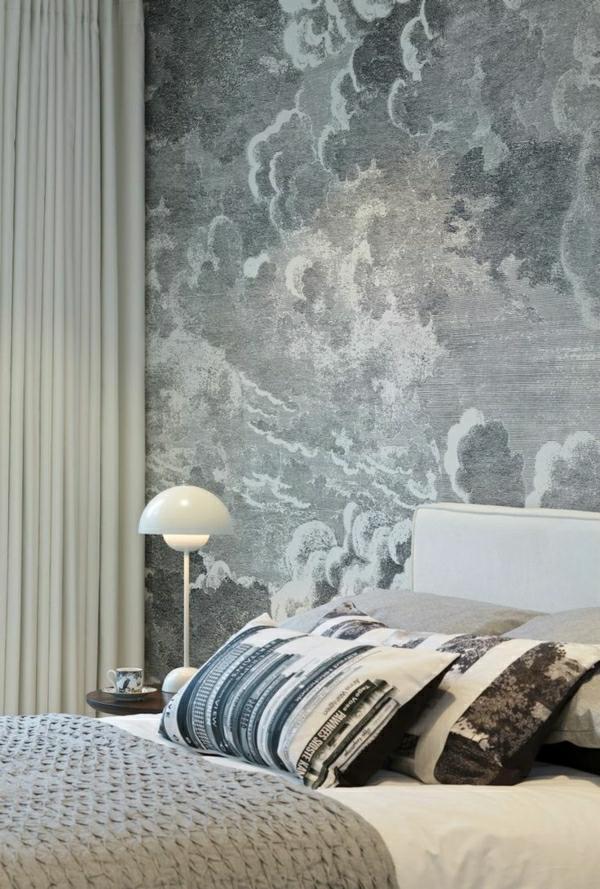 Trendige Tapeten - Ideen für jeden Raum! - Archzine.net