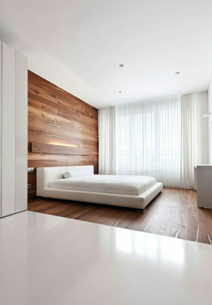schlafzimmer-wandgestaltung-holz-schöne-wände-wohnzimmer-wandgestaltung--