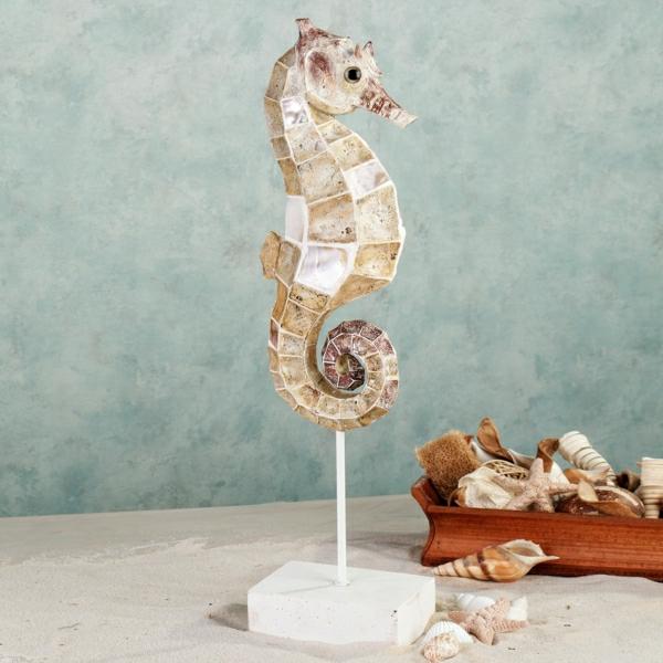--seepferd-deko-ideen-dekoration-hausdeko-ideen-mit-seepferd-Seepferdchen