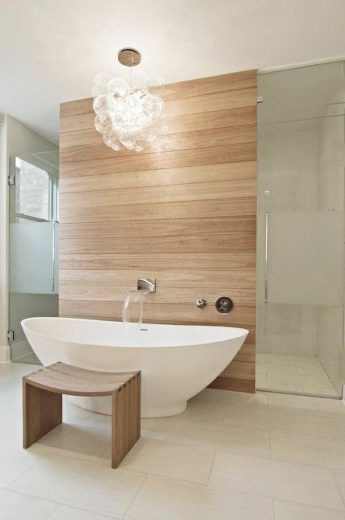 Wandverkleidung aus holz 95 fantastische design ideen - Badezimmer wandverkleidung ...