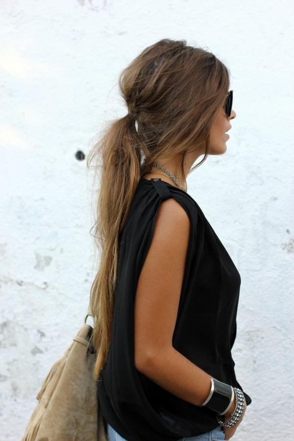 styling-für-lange-haare-ein-pony-tail