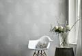 Tapete in Grau – stilvolle Vorschläge für Wandgestaltung