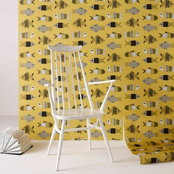 tapeten-günstig-wohnzimmer-tapeten-wohnzimmer-tapeten-ideen-design-tapeten-Schöne Tapeten