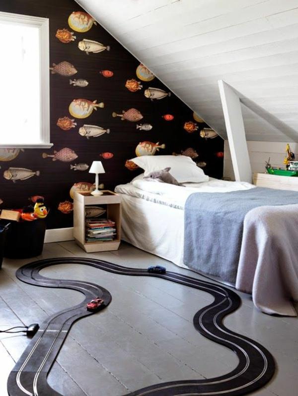 sch ne tapeten mit fischen 21 vorschl ge. Black Bedroom Furniture Sets. Home Design Ideas