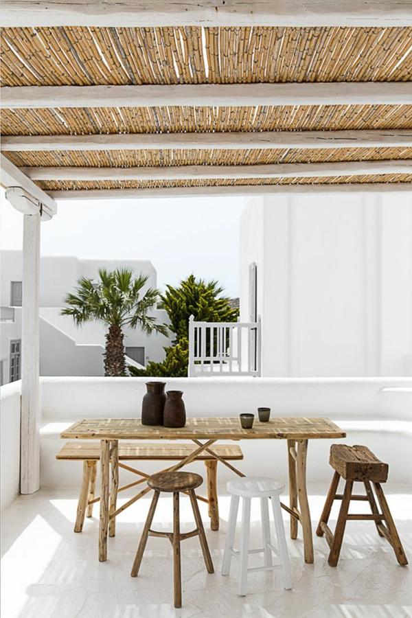 TerrassenUberdachung Holz Bilder ~ terrassenüberdachung aus holz attraktiver set aus möbeln