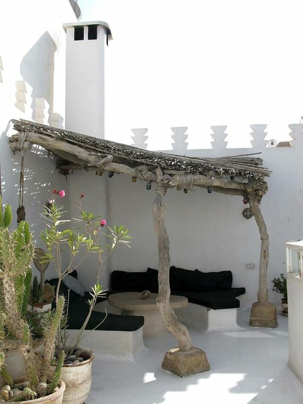 TerrassenUberdachung Holz Bilder ~ Weitläufiger Balkon, perfekt geeignet für große Familien