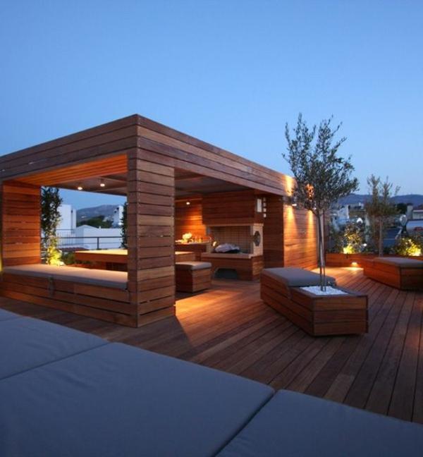 terrassenüberdachung-aus-holz-wunderschönes-modell-herrliche-beleuchtung