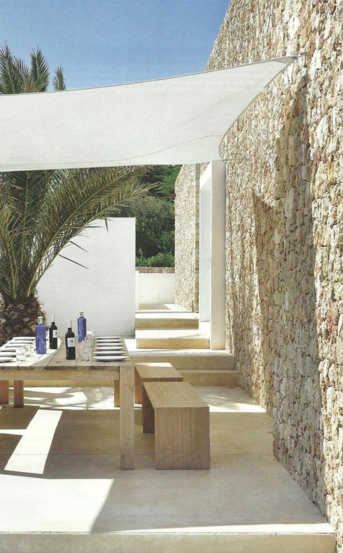 terrassen  überdachung-weiße-moderne-gestaltung