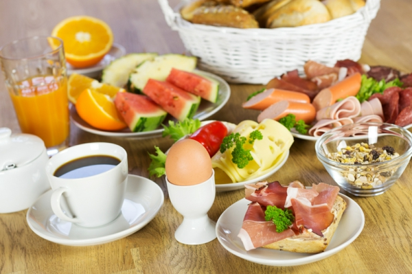 frühstückstisch Brunch Ideen