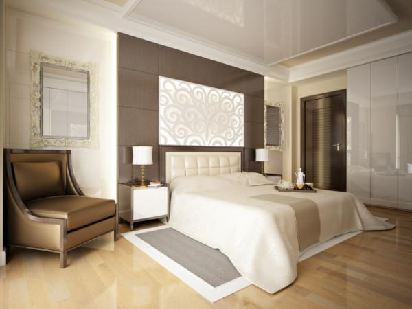 schlafzimmer ideen wandgestaltung stein | möbelideen - Wand Gestalten Mit Steinen