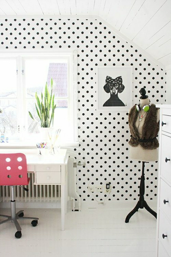 48 tolle beispiele f r kinderzimmer tapete. Black Bedroom Furniture Sets. Home Design Ideas