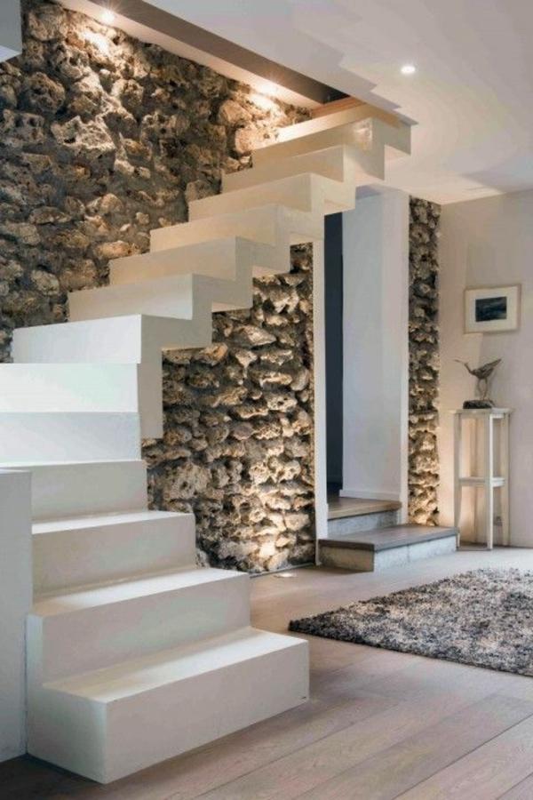 treppen-beleuchtung-weiße-schöne-treppen