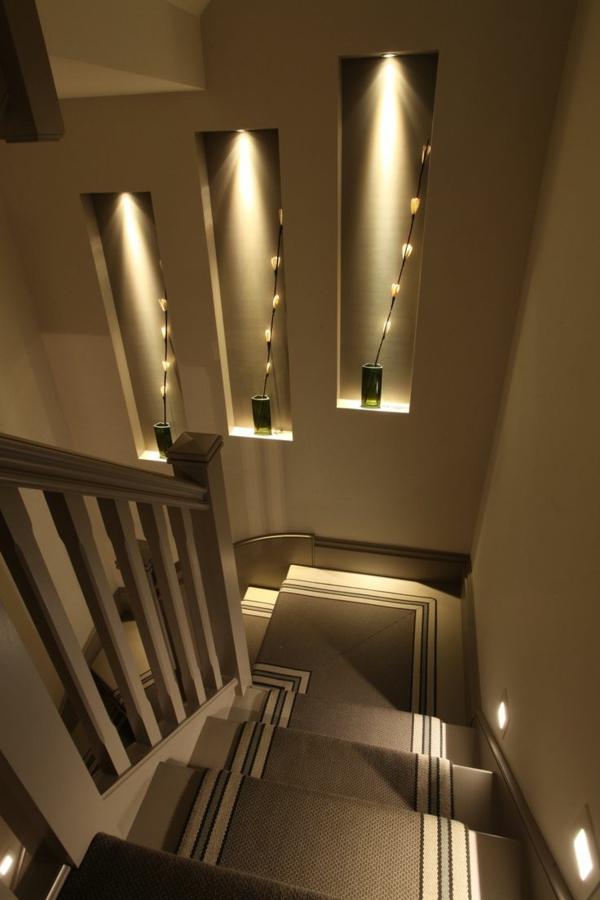 Treppenbeleuchtung | Möbelideen Ideen Treppenbeleuchtung Aussen