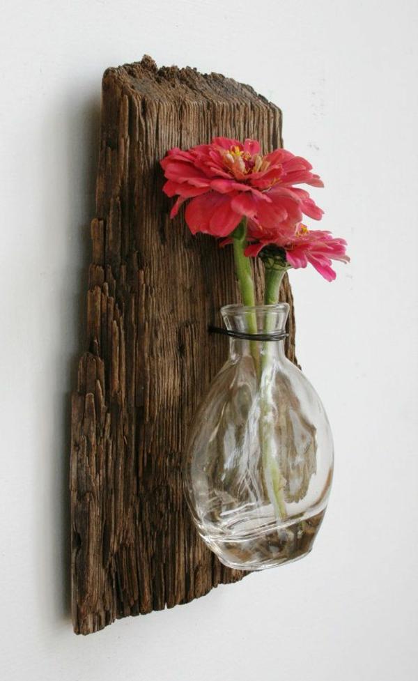vasen-dekorieren-rote-schöne-blume