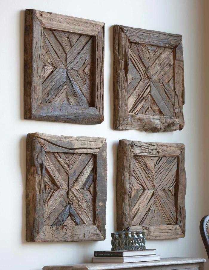 Wanddeko Aus Holz Und Metall – Bvrao.com