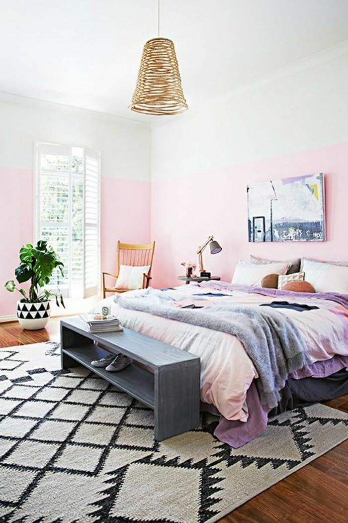 AuBergewohnlich Schon Schlafzimmer Pastell Rosa ~ Übersicht Traum Schlafzimmer,  Schlafzimmer Entwurf